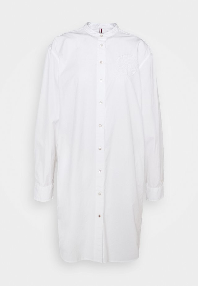 ICON TEDDY - Button-down blouse - optic white
