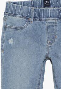 GAP - GIRL - Jeans Skinny Fit - light indigo - 4