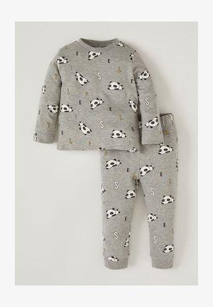 SET - Pyjama set - grey