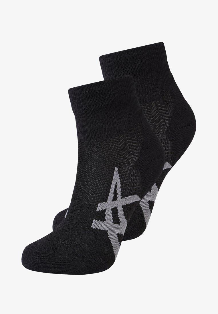 ASICS - CUSHIONING 2 PACK - Sportovní ponožky - performance black