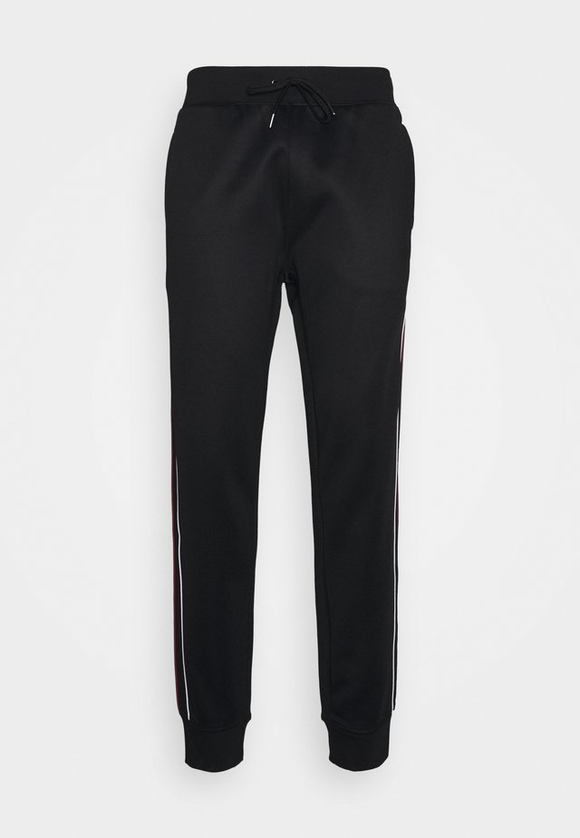 LUX TRACK - Pantalon de survêtement - black