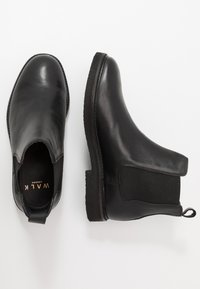 Walk London - SLICK CHELSEA - Stivaletti - black - 1
