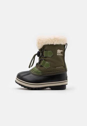 YOOT PAC - Winter boots - hiker green