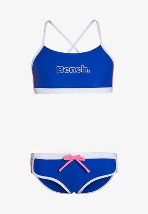 Bikinier - blue/pink