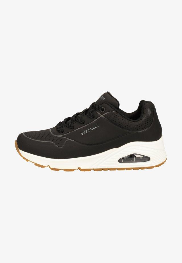 UNO - Sneakersy niskie - schwarz blk