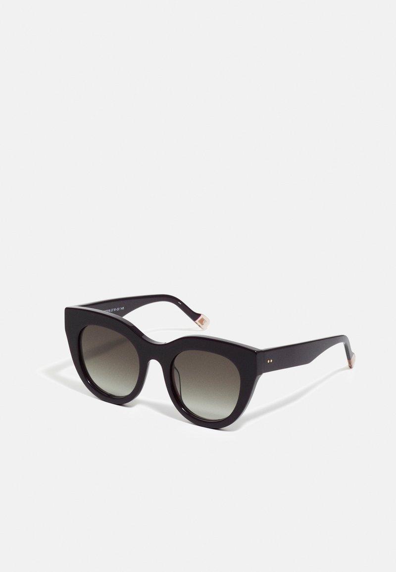 Le Specs - AIRY CANARY - Sunglasses - black grape