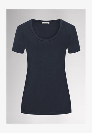 T-SHIRT SERIE NIGHT2DAY - Pyjama top - night blue