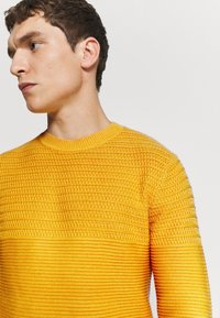 Selected Homme - SLHCONRAD  - Jumper - golden glow - 5