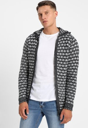 ONS DOC - Cardigan - medium grey melange