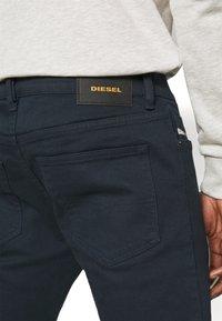 Diesel - D-LUSTER - Slim fit jeans - dark blue denim - 6