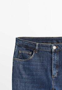 Massimo Dutti - Jeans fuselé - dark blue - 2