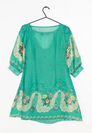 Day dress - multi-colored