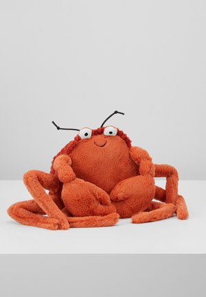 CRISPIN CRAB - Pehmolelu - orange