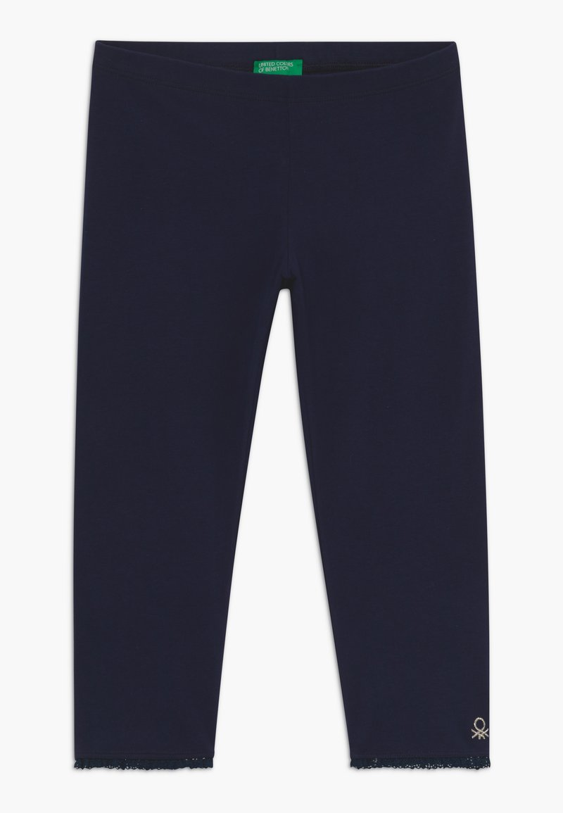 Benetton - Leggings - dark blue