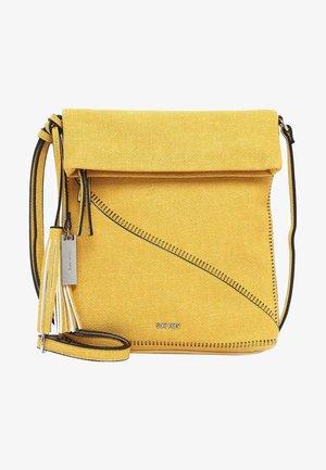 TILLY - Across body bag - yellow