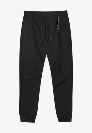 Trainingsbroek - mottled black