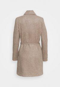 Trendyol - Classic coat - beige - 1