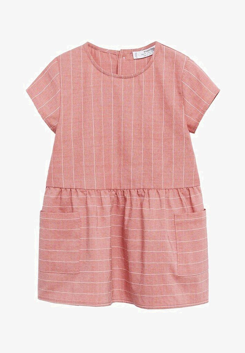 Mango - ROBE - Day dress - rose pastel