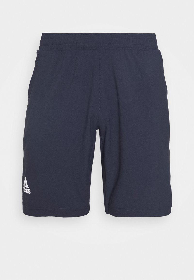 adidas Performance - ERGO SHORT - Urheilushortsit - blue/white
