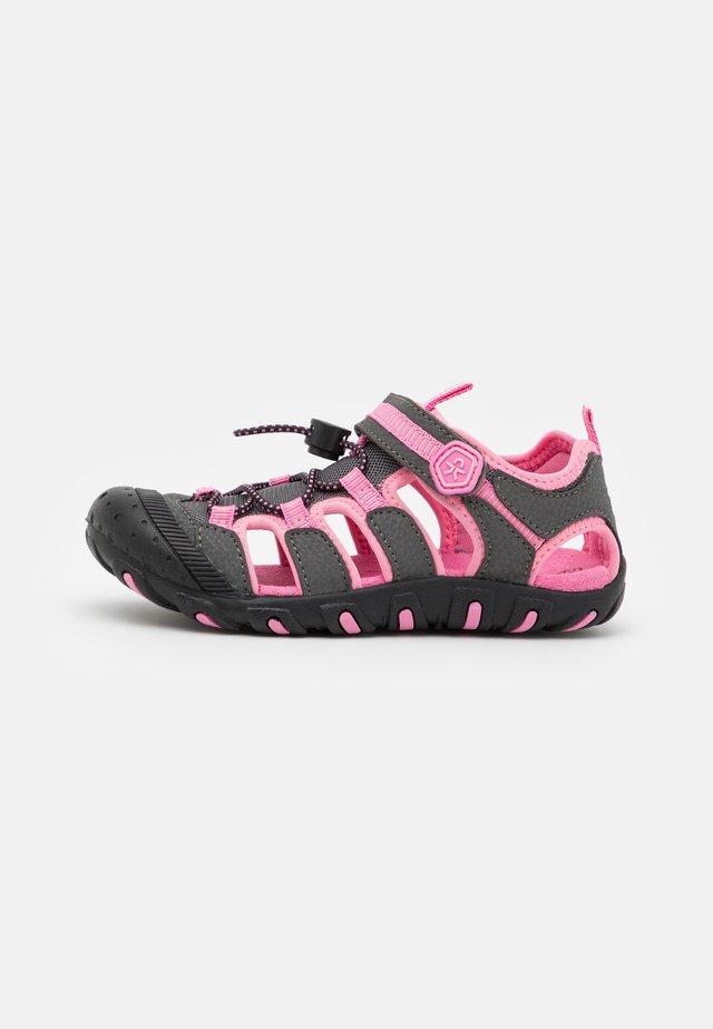 TOE CAP UNISEX - Walking sandals - morning glory