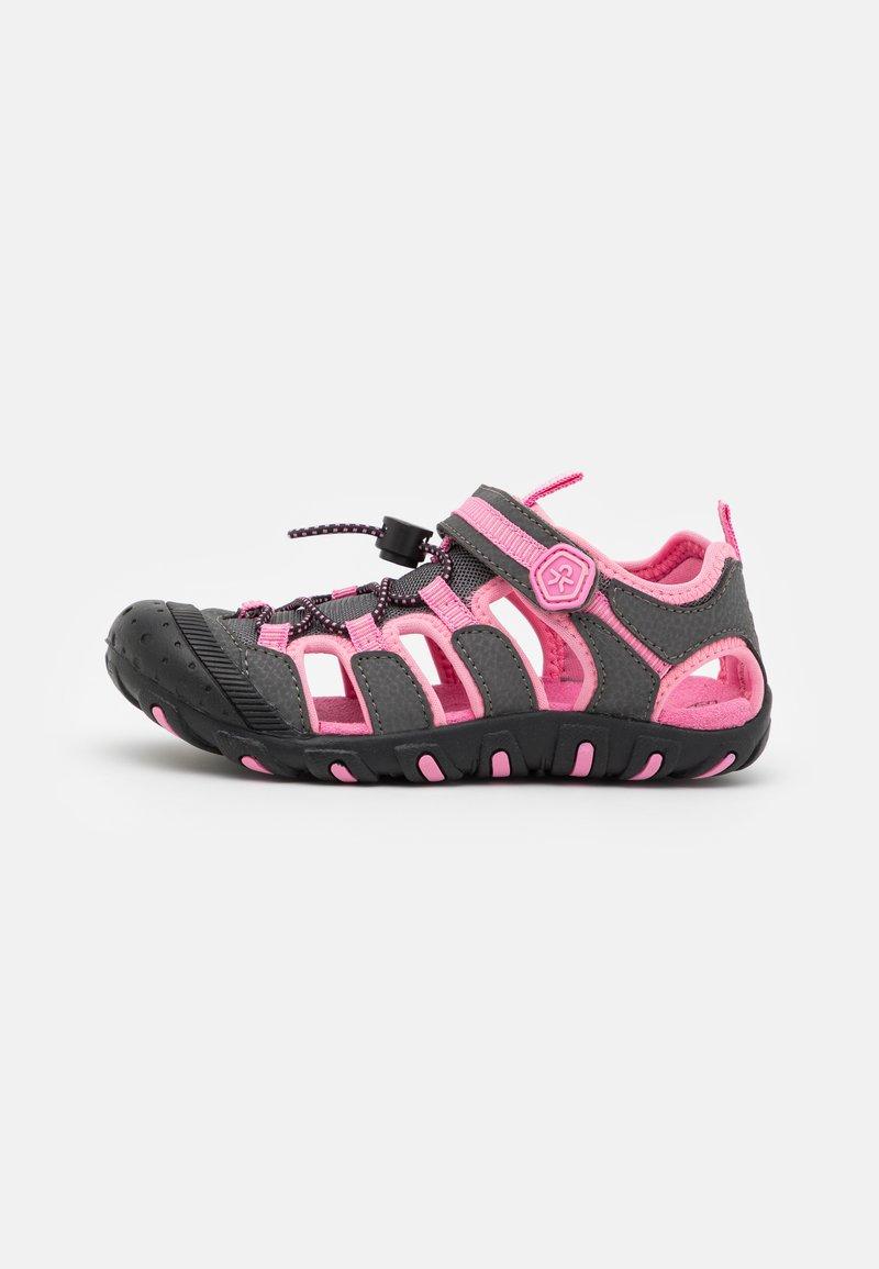 Color Kids - TOE CAP UNISEX - Walking sandals - morning glory