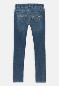 Abercrombie & Fitch - Skinny džíny - medium dark wash - 1