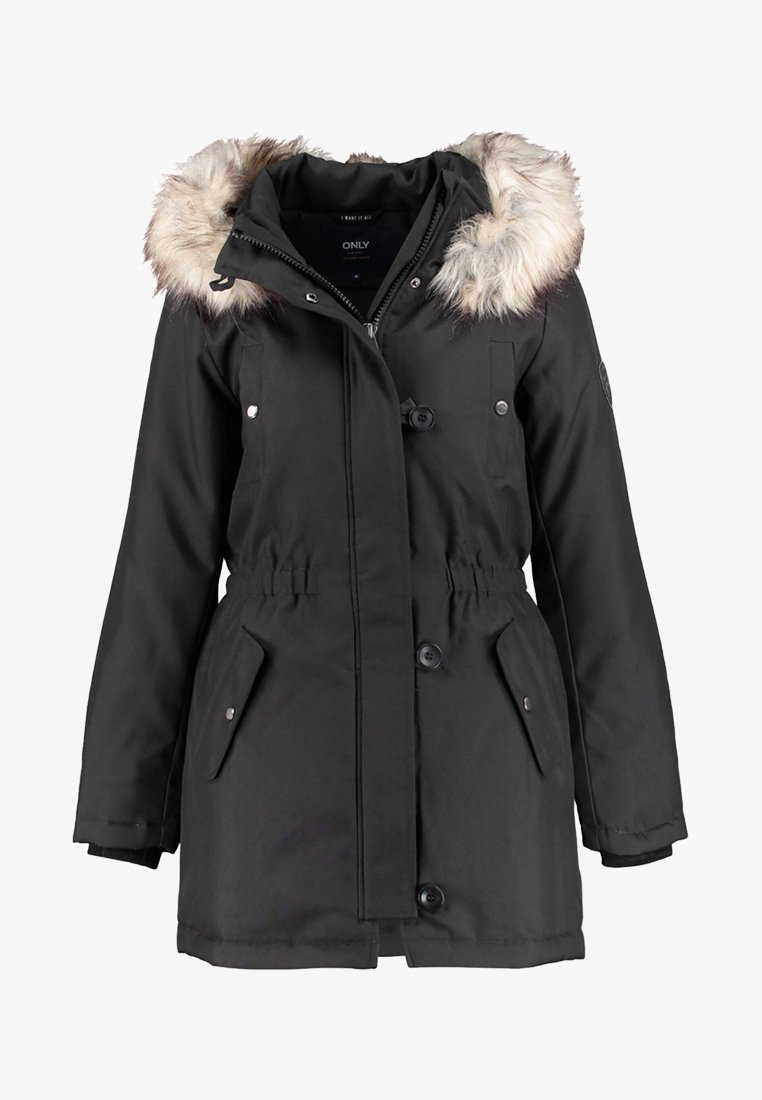 ONLY - ONLIRIS - Winter coat - black