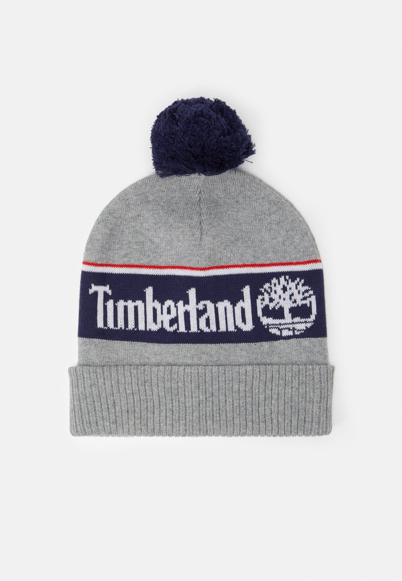 Timberland - PULL ON HAT UNISEX - Beanie - chine grey