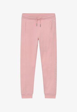 LOGO - Pantaloni sportivi - pink
