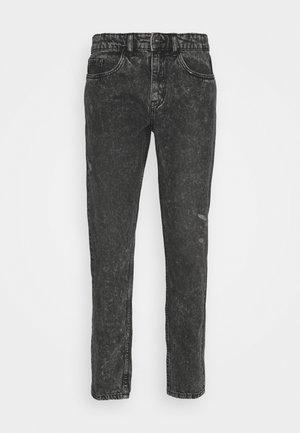 MONACO - Slim fit jeans - black grey
