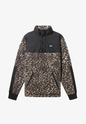 MN CHECK ME OUT ANORAK - Sweatshirt - leopard print