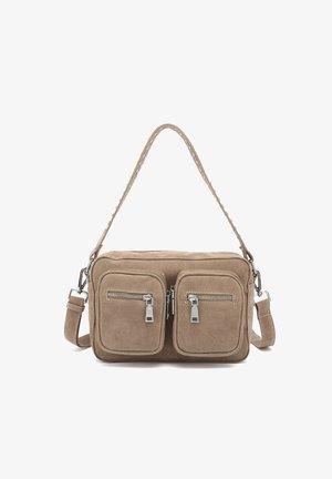 CELINA - Across body bag - taupe
