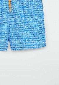 Massimo Dutti - Swimming shorts - blue - 3