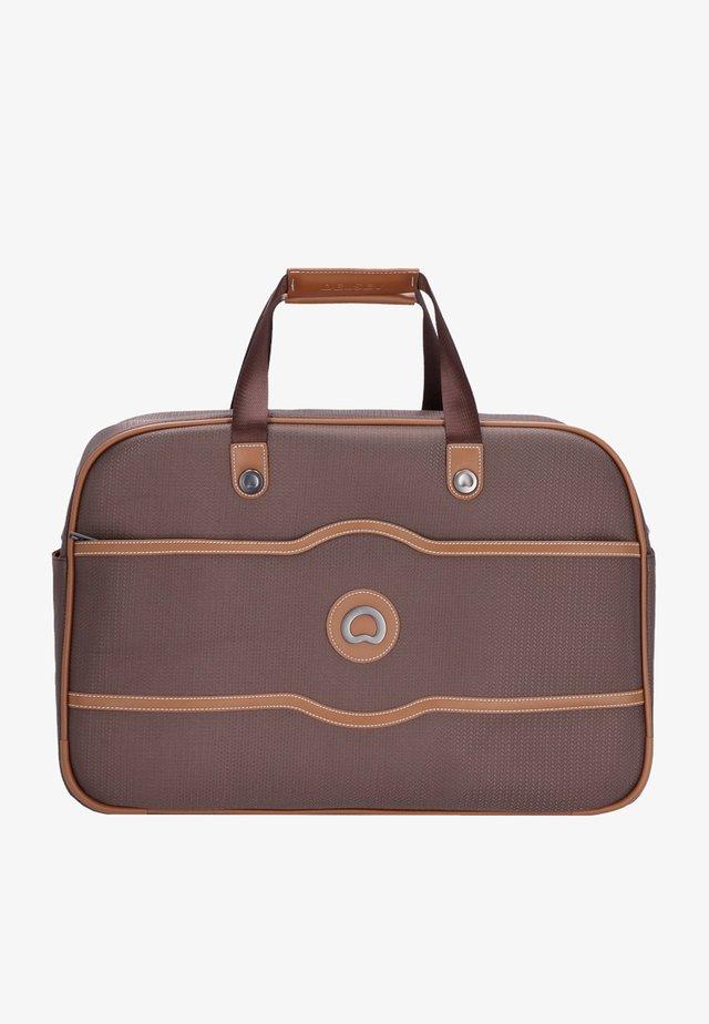 CHATELET AIR SOFT - Weekend bag - brown