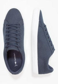 Lacoste - LEROND BL 2 CAM  - Sneakers laag - navy - 1