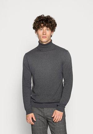 ROLLNECK - Pullover - dark grey