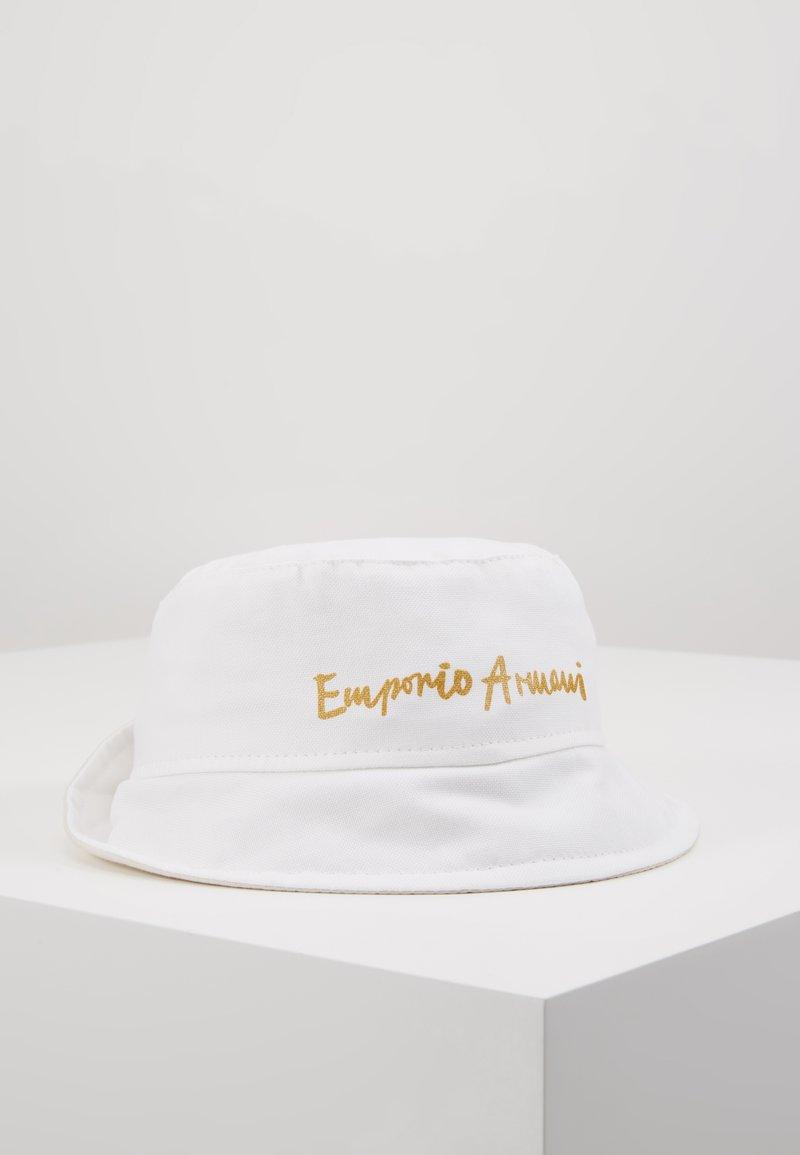 Emporio Armani - BABY GIRL HAT - Hat - bianco
