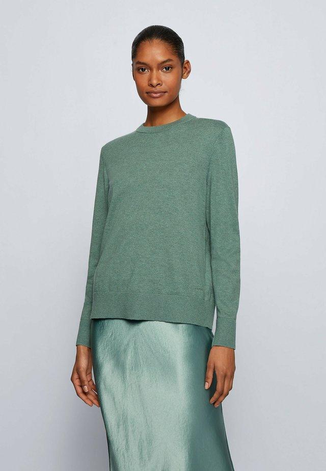 FIBINNA - Jumper - light green