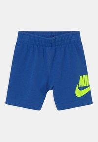 Nike Sportswear - FUTURA SET - Trainingsbroek - blue/neon green - 2