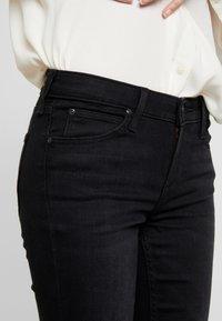 Lee - SCARLETT - Jeans Skinny Fit - black used york - 5