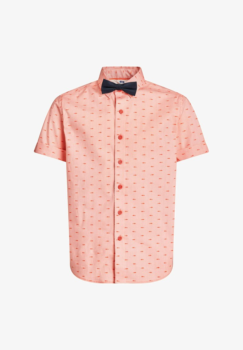 WE Fashion - DESSIN - Shirt - orange