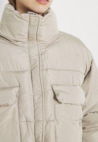 Sixth June - Winter coat - beige - 6