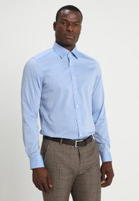 OLYMP Level Five - OLYMP LEVEL 5 BODY FIT - Formal shirt - blue - 0