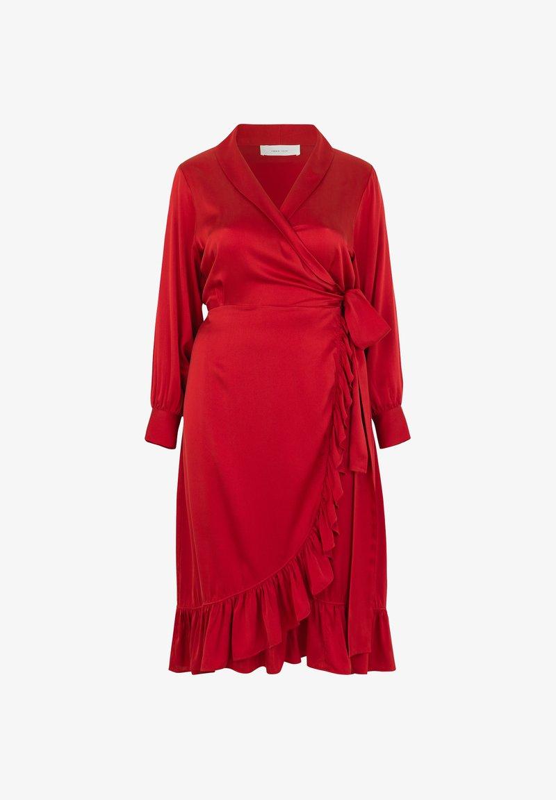 INAN ISIK - Vestito elegante - rot