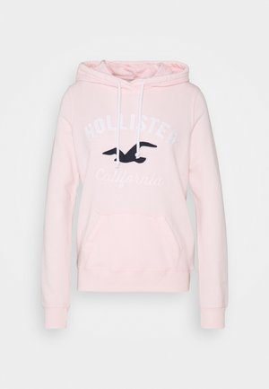 TERRY TECH CORE - Hoodie - pink