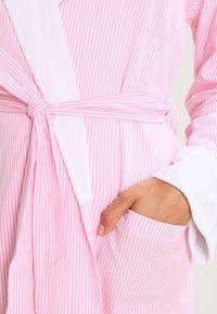 Lauren Ralph Lauren - ESSENTIALS - Dressing gown - pale pink - 4