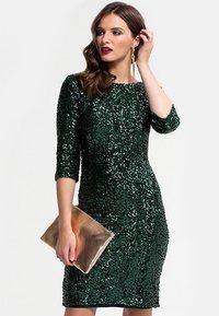HotSquash - Cocktail dress / Party dress - green - 0