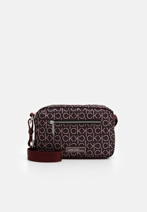 CROSSBODY - Torba na ramię - purple