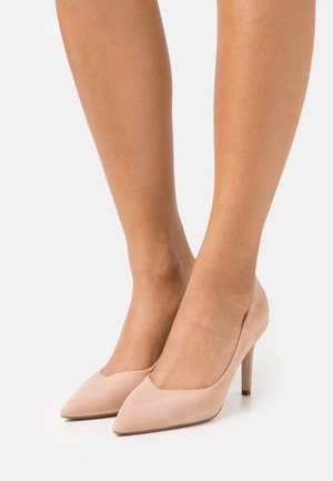 Pumps - nude