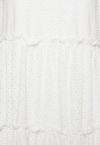 ONLY - ONLLINA V NECK DRESS - Vestido ligero - cloud dancer - 6